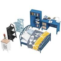 ROBOTIME DIY Dollhouse Kit DIY Furniture Set GC002