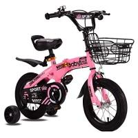 TWTD-TYK Kids BikeChildren's Bike Kids Bike Ultralight Children Bicycle with Training Wheels Magnesium Alloy