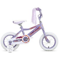 Hiland 12 Inch Kids Bike for 2 3 Years Kids Girls Bicycle with Training