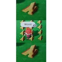 Animal Crossing New Horizons 1200 Wood 40 Stacks