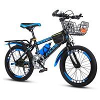 Kids Bike Hybrid Bike Student Variable Speed Bicycle Boy Girl Mountain Bike City Bicycle