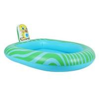 Inflatable Sprinkler Pool for Kids - Duck Sprinkler and Splash Pad - Sprinkler Wading
