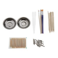 Toy Models Coloring Sets Model Painting Tools Set Model Hand Tools Accessories