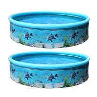BESPORTBLE Kids Swimming Pool Outdoor Water Playing Pool Swimming Pool Toy Household Kids Toy