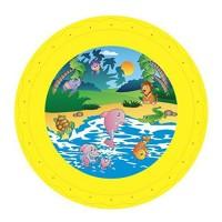 CLISPEED Sprinkler for Kids Splash Pad and Wading Pool for Learning Children Sprinkler Pool