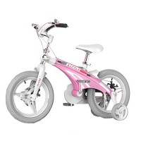 BAOMEI Kids Bike 12/14 Inch Children's Bicycle Suitable for Girls and Boys 2-5 Years