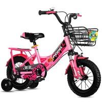 Axdwfd Kids Bike Child Bicycle Kids Bike 2-13 Year Old 12/14/16/18 Inch Boy Girl
