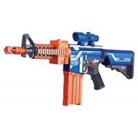 Pidoko Kids Soft Foam Dart Blaster - Battery Operated Automatic Dart Gun Toy -