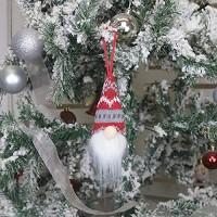milkcha LOL Party Supplies BirthdayChristmas Ornament Santa Snowman Toy Doll Hang Party DecorationDIY Dollhouse