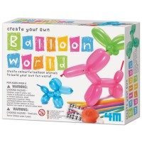 Balloon World Make Balloon Animals Kit