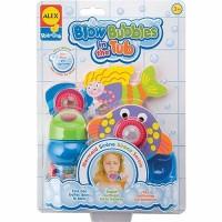 Blow Bubbles in the Bath - Mermaid