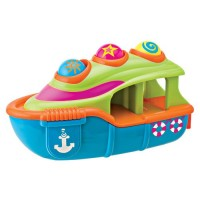 Bop the Boat Toddler Activity Toy