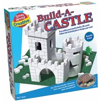 Build a Castle Brick and Mortar Building  Set