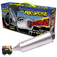 TurboSpoke Bike Exhaust System