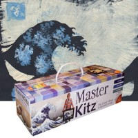 Famous Painting Art Kit - The Great Wave by Hokusai