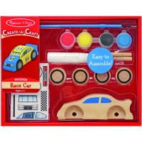 Decorate Your Own - Race Car Bank Party Favor