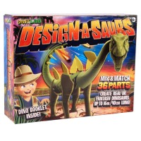 Design-a-Saurs Build a Dinosaur Set