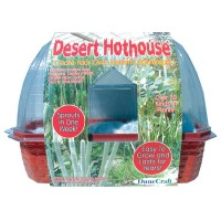 Desert Hothouse - Windowsill Greenhouse Plant Kit