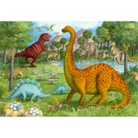 Dinosaur Pals 24 pc Giant Floor Puzzle