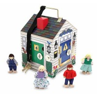 Doorbell Kids House Play Set