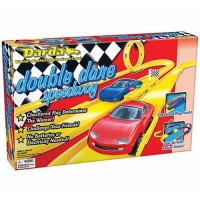 Double Dare Speedway Motorized Cars Set