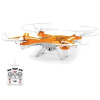 Flying Camera Drone 2.4 GHz 4 Channel RC Quad-Copter