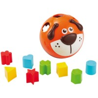 Puppy Shape Sorter for Toddlers