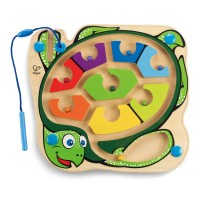 Colorback Sea Turtle Magnetic Wand Marble Maze