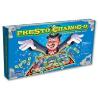 Presto Change-O Money Learning Board Game