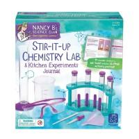 Chemistry Lab & Kitchen Experiments Science Activity Set