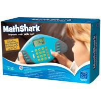 Math Shark Practice Math Skills Electronic Game