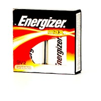 Add Energizer 9V Batteries Pack of 2