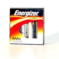 Add Energizer AAA Batteries Pack of 4