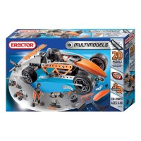 Erector 20 Model 230 pc Construction Kit