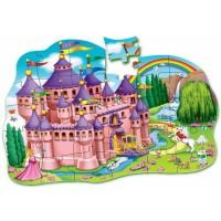 Giant Fairy Tale Castle Puzzle - Puzzle Doubles