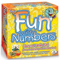 Fun with Numbers Thinking Game, DVD and Activity Book