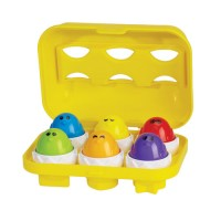 Hide n Squeak Eggs Sorting Toy
