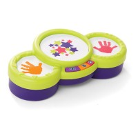 Tap Drum Light & Sound Toy for Toddlers