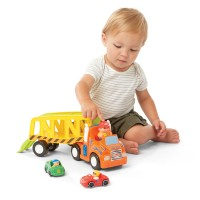 Zoom n Go Car Carrier Toddler Toy Truck