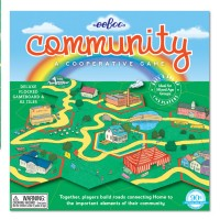 Community Cooperative Kids Game