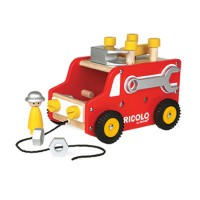 Redmaster DIY Truck Wooden Tools Play Set