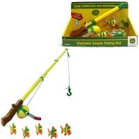 John Deere Kids Fishing Pole Playset