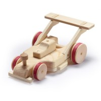 Build a Racing Car Kids Woodcrafting Kit