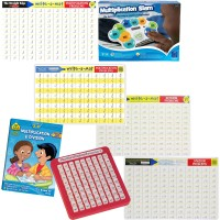 Multiplication & Division Learning Math Toys Kit for Grades 2-4