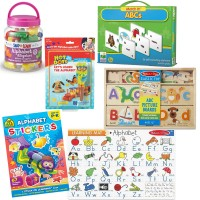 Alphabet Learning Preschool Toys & Games Kit