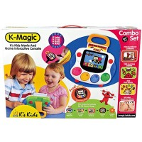 K-Magic Educational Movie & Game Console
