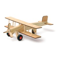Build an Airplane Kids Woodcrafting Kit