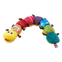 Lamaze Musical Inchworm Sensory Toy