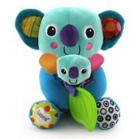 Lamaze Cuddle and Squeak Koalas Baby Soft Toy Set