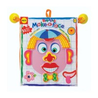 Make a Face Toy Bathtub Stickers